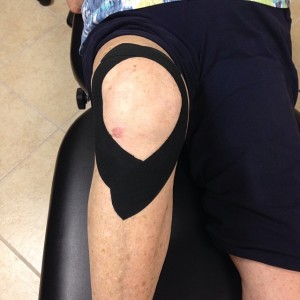 rock tape services at axis sport and spine in seabrook texas
